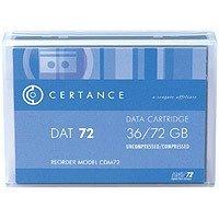 Quantum DAT 72, 72GB/36GB, 170m (CDM72)