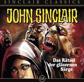 John Sinclair Classics - Folge 8 - Das Rätsel der gläsernen Särge