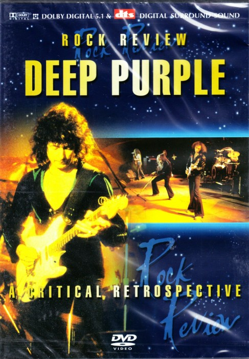 Deep Purple - Rock Review -- via Amazon Partnerprogramm