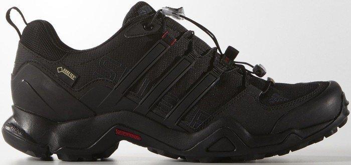 adidas Terrex Swift R GTX core black/dark grey/power red (Herren) (AQ5306)  ab € 118,00