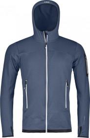 Ortovox Merino Fleece Light Hoody Jacke night blue (Herren)