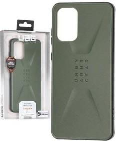 UAG Civilian Case für Samsung Galaxy S20+ Olive Drab (21198D117272)