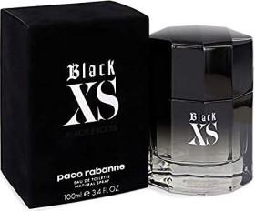 Paco Rabanne Black XS for Men Eau De Toilette, 100ml