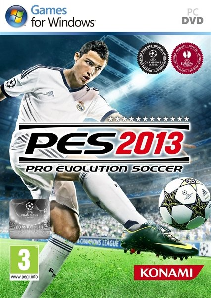 Pro Evolution Soccer 2013 (German) (PC)
