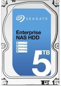 Seagate Enterprise NAS HDD 5TB, SATA 6Gb/s (ST5000VN0001)