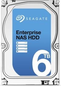 Seagate Enterprise NAS HDD 6TB, SATA 6Gb/s (ST6000VN0001)