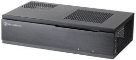 SilverStone Milo ML06 schwarz, Mini-ITX/Mini-DTX (SST-ML06B)