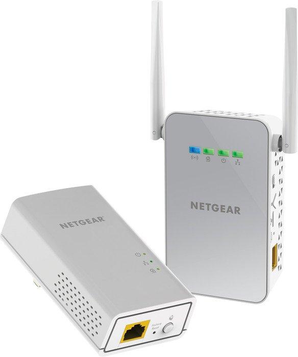 Netgear Powerline 1000+ WLAN Kit (PLW1000)