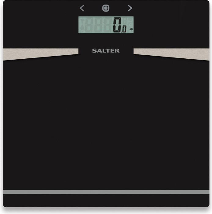 Salter 9121 Bk3r Electronic Body Analyser Scale Black Starting From