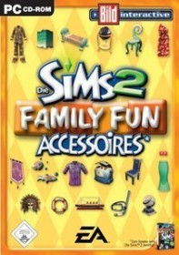 Die Sims 2 - Family Fun Accessoires (Add-on) (PC)