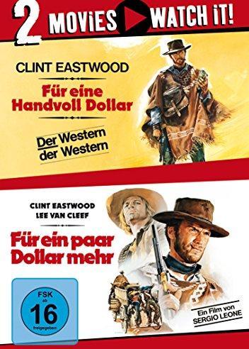 Für ein paar Dollar mehr (Special Editions) -- via Amazon Partnerprogramm