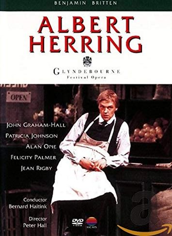 Benjamin Britten - Albert Herring -- via Amazon Partnerprogramm