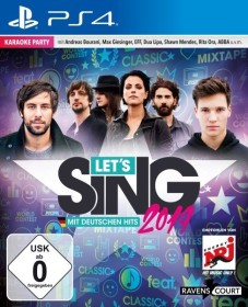 Let's Sing 2019 (PS4)