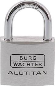 Burg-Wächter Duo 770 40 Alutitan, 6.5mm, 64mm, 2er-Set