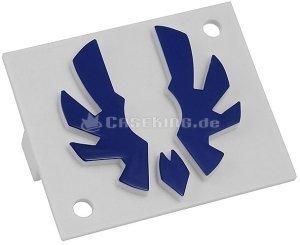 BitFenix Logo für Shinobi tiefblau (BFC-SNB-150-DBLOG-SP) -- © caseking.de