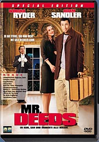 Mr. Deeds (Special Editions)