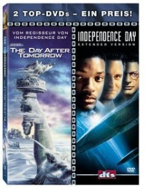Independence Day/The Day After Tomorrow