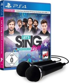 Let's Sing 2019 incl. 2 Microphones (PS4)