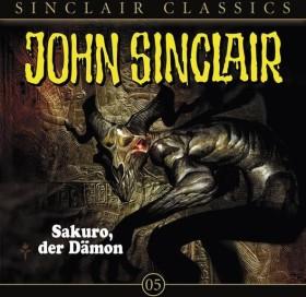 John Sinclair Classics - Folge 5 - Sakuro, der Dämon