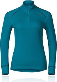 Odlo Active Warm Half Zip Turtleneck Shirt langarm algiers blue (Damen) (152001-20252)