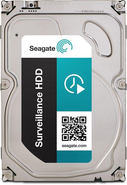Seagate Surveillance HDD 7200rpm +Rescue 6TB, SATA 6Gb/s (ST6000VX0011)