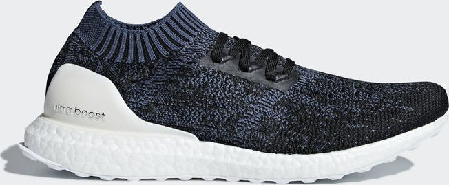 92ae3548d adidas Ultra Boost Uncaged tech ink core black cloud white (men ...