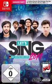 Let's Sing 2019 (switch)