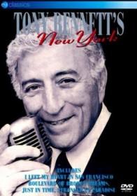 Tony Bennett's New York (DVD)