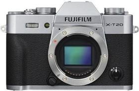Fujifilm X-T20 silber Gehäuse (16542426)