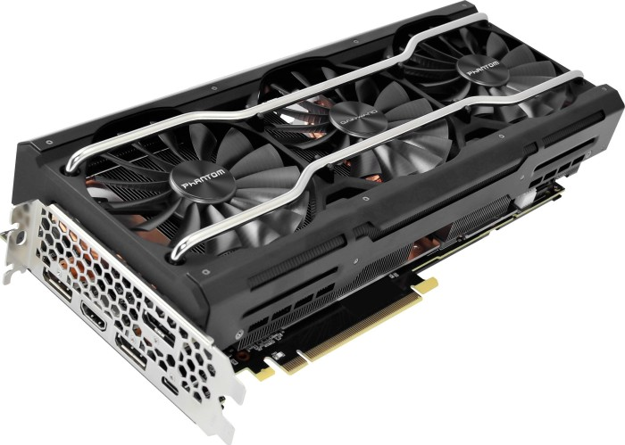 Gainward GeForce RTX 2080 phantom GS, 8GB GDDR6, HDMI, 3x DP, USB-C (4184)
