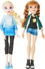 Hasbro Disney Prinzessin Comfy Squad Elsa und Anna (E7417)