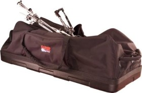 "Gator Protechtor Drum Hardware Bag 14""x36"" with Wheels, Molded Bottom (GP-HDWE-1436-PE)"