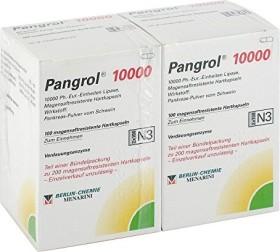 Pangrol 10000 Hartkapseln, 200 Stück