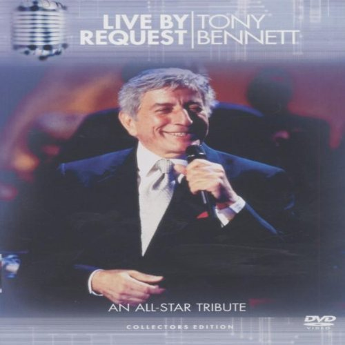 Tony Bennett - Live By Request -- via Amazon Partnerprogramm