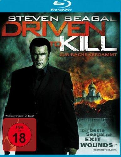 Driven To Kill - Zur Rache verdammt (Blu-ray) -- via Amazon Partnerprogramm
