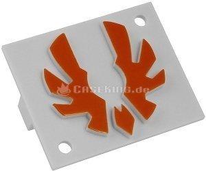 BitFenix Logo für Shinobi orange (BFC-SNB-150-OLOG-SP) -- © caseking.de