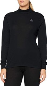 Odlo Active Warm Rollkragen Shirt langarm schwarz (Damen) (152011-15000)