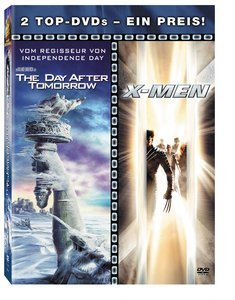 The Day After Tomorrow/X-Men