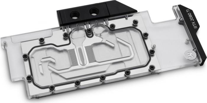 EK Water Blocks Quantum Line EK-Vector RTX RE Ti, nickel acrylic glass
