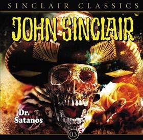 John Sinclair Classics - Folge 3 - Dr. Satanos
