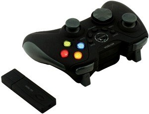 MS-Tech LS-35 wireless Gamepad, USB (PC)