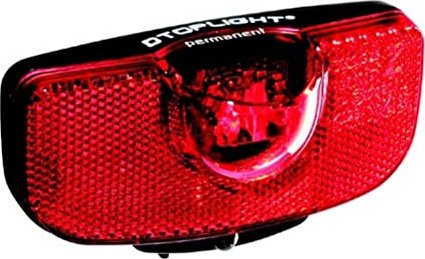 bush & Müller D'Toplight permanent rearlight (328BL) -- via Amazon Partnerprogramm