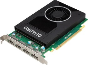 PNY Quadro M2000, 4GB GDDR5, 4x DP (VCQM2000-PB)