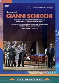 Giacomo Puccini - Gianni Schicchi (DVD)