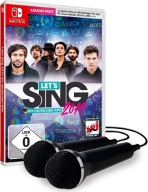 Let's Sing 2019 incl. 2 Microphones (switch)