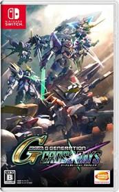 SD Gundam G Generation Cross Rays (Switch)