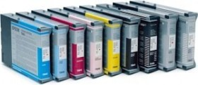 Epson ink T6055 cyan light (C13T605500)