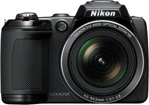 Nikon Coolpix L310 black (VNA170E1)