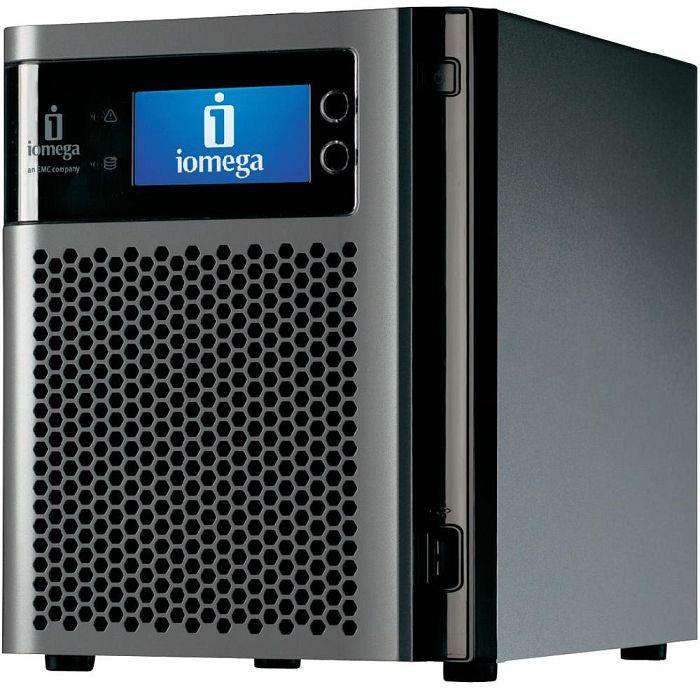 LenovoEMC StorCenter px4-300d Server Class 8TB, 2x Gb LAN (35972)