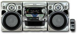 Pioneer N-A5700RDS z CD, tuner, Double Tape